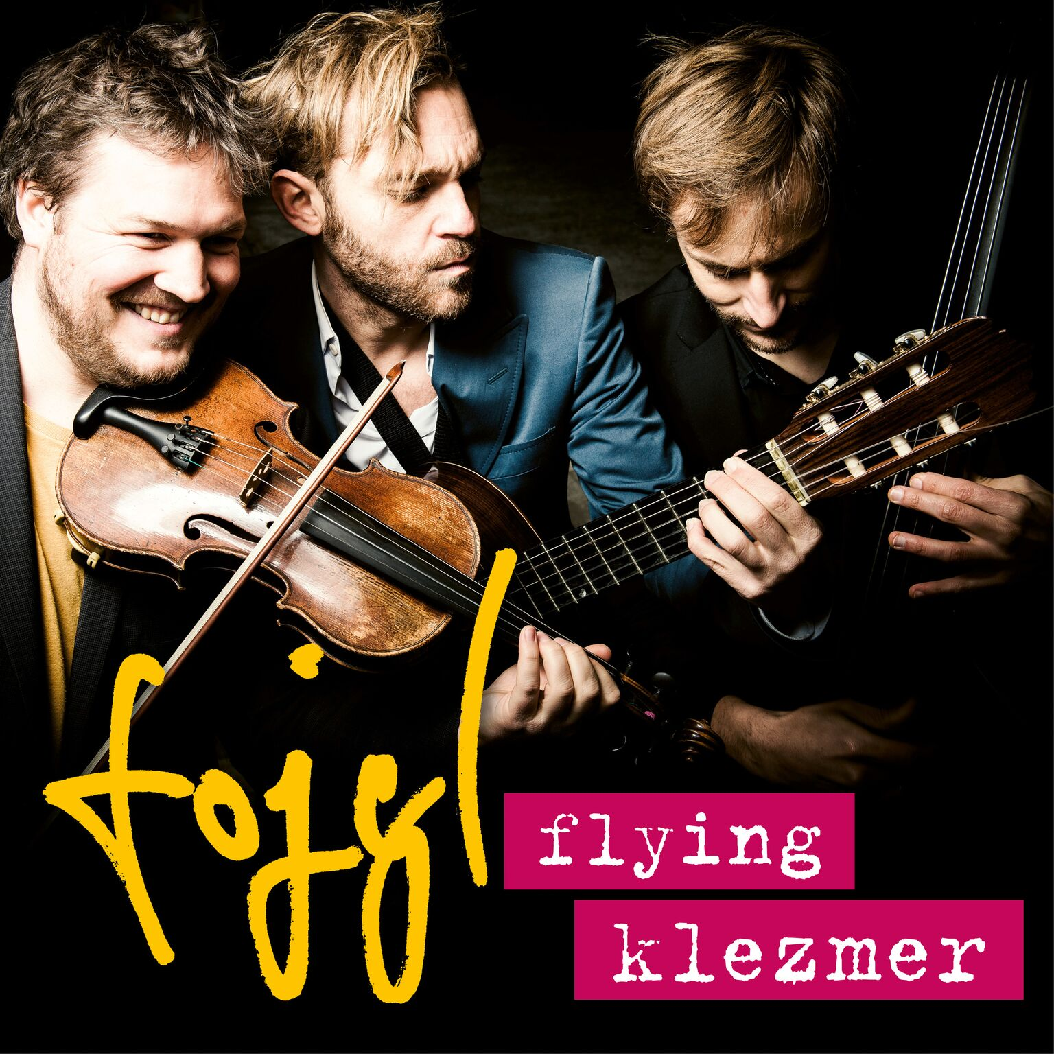 fojgl - flying klezmer Cover